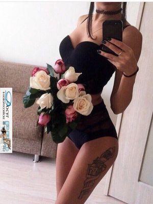 проститутка Оксана, 21, Новороссийск